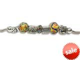 Zable™ Casino Theme Bracelet Bead / Charm style: BZB411