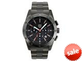 "Andrew Marc Men""s Heritage Racer Gunmetal Chronograph Watch style: A20701TP"