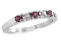 2.5mm Rhodolite Band / Ring