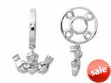 Storywheel® Claddagh Dangle Bead / Charm style: W179