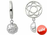 Storywheel® Basketball Dangle Bead / Charm style: W184