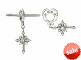 Storywheel® Cross Dangle Bead / Charm style: W27
