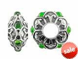 Storywheel® Chrome Diopside Bead / Charm style: W387