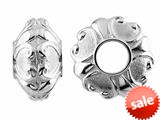 Storywheel® Textured Finish Hearts Bead / Charm style: W537