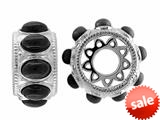 Storywheel® Onyx Bead / Charm style: W547ON