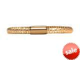 Endless Jewelry - Jennifer Lopez Collection Golden Reptile, 21cm/8.5inch Single Leather Bracelet Finish style: 105121