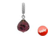 Endless Jewelry - Jennifer Lopez Collection Amethyst Mysterious Drop Silver Amethyst Crystal Silver Finish style: 13011