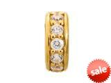 Endless Jewelry - Jennifer Lopez Collection White Dreamy Dot White Cubic Zirconia Gold Finish style: 16004
