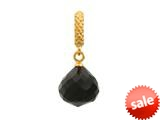 Endless Jewelry - Jennifer Lopez Collection Black Mysterious Drop Black Crystal Gold Finish style: 18012