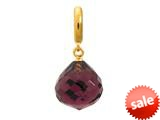 Endless Jewelry - Jennifer Lopez Collection Amethyst Love Drop Amethyst Crystal Gold Finish style: 18501
