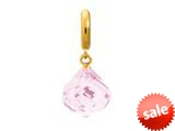 Endless Jewelry - Jennifer Lopez Collection Rose Love Drop Rose Crystal Gold Finish style: 18504