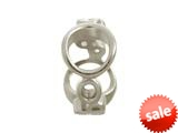 Endless Jewelry Bubbles Silver Rhodium Silver Finish style: 41102