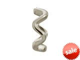 Endless Jewelry Wave Silver Rhodium Silver Finish style: 41105