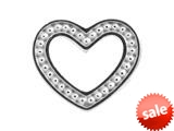 Endless Jewelry Heart Dots Silver Rhodium Silver Finish style: 41253
