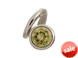 Endless Jewelry Peridot Snake Silver Peridot Cubic Zirconia Rhodium Silver Finish style: 412541
