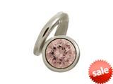 Endless Jewelry Smokey Snake Silver Smokey Cubic Zirconia Rhodium Silver Finish style: 412543