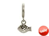 Endless Jewelry Fish Of The Sea Silver Rhodium Silver Finish style: 43204