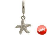 Endless Jewelry Starfish Silver Rhodium Silver Finish style: 43205