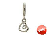 Endless Jewelry Sweet Love Silver Rhodium Silver Finish style: 43207