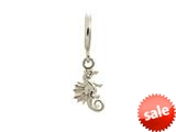 Endless Jewelry Seahorse Silver Rhodium Silver Finish style: 43256