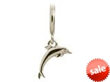 Endless Jewelry Dolphin Silver Rhodium Silver Finish style: 43258