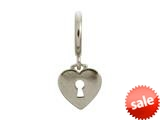 Endless Jewelry Key Coin Silver Rhodium Silver Finish style: 43262