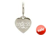 Endless Jewelry Endless Coin Silver Rhodium Silver Finish style: 43266
