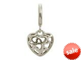 Endless Jewelry Heart Beat Love Silver Rhodium Silver Finish style: 43350