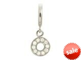 Endless Jewelry White Circle Of Love Silver White Cubic Zirconia Rhodium Silver Finish style: 435001