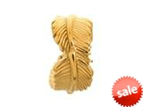 Endless Jewelry Leaf Gold-Tone Finish style: 51200