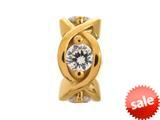 Endless Jewelry White Heaven White Cubic Zirconia Gold-Tone Finish style: 514011