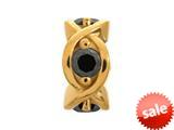Endless Jewelry Black Heaven Black Cubic Zirconia Gold-Tone Finish style: 514012