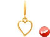 Endless Jewelry Big Heart Gold-Tone Finish style: 53202