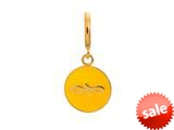 Endless Jewelry Sun Endless Coin Sun Enamel Gold-Tone Finish style: 533457