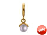 Endless Jewelry Purple Apple Pearl Purple Pearl Gold-Tone Finish style: 533535