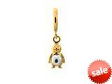 Endless Jewelry Penguin Gold-Tone Finish style: 53452