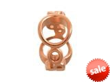 Endless Jewelry Bubbles Rose Gold-Tone Finish style: 61102