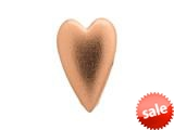 Endless Jewelry Brushed Heart Rose Gold-Tone Finish style: 61300
