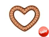 Endless Jewelry Heart Dots Rose Gold-Tone Finish style: 61301
