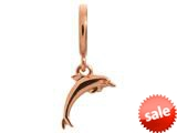 Endless Jewelry Dolphin Rose Gold-Tone Finish style: 63254