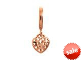 Endless Jewelry Hearts In Hearts Rose Gold-Tone Finish style: 63300