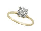 Round Diamonds Engagement Ring style: 370007