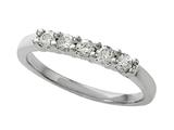 Round Diamonds Band style: 370034