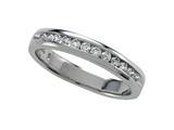 Round Diamonds Band 0.25 cttw style: 370047