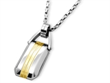 Inori Stainless Steel Pendant style: INP103A