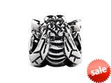 SilveRado™ MS107 Sterling Silver Bee Bead / Charm style: MS107