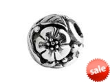 SilveRado™ Sterling Silver Focal Flower #2 Bead / Charm style: MS586