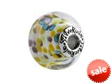 SilveRado™ Murano Glass Focal Southern Belle Bead / Charm style: SLF07