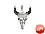 SilveRado™ VRB347 Verado Bling-Bull Horn style: VRB347