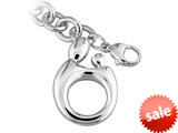 Sterling Silver Mother and Child® Puff Charm Bracelet by Janel Russell style: M194S41